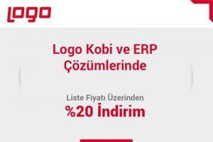 logo kobi ve erp çözümlerinde yüzde 20 indirim